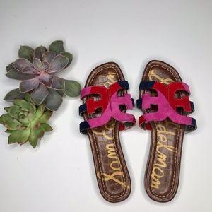 Sam Edelman Multicolor Bay Slide Sandal 9M